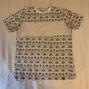 Free Planet Shirts - Free Planet Pattern T-shirt, Medium